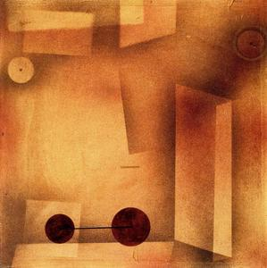 Paul Klee - The Invention