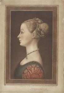 Piero Della Francesca - Portrait of a Lady