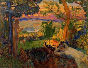 Pierre Bonnard - The Earthly Paradise