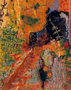 Pierre Bonnard - The Garden