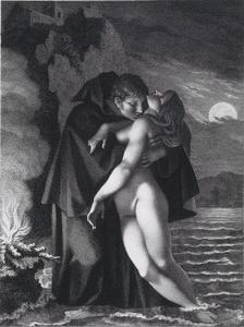 Pierre-Paul Prud'hon - The love of Phrosine and Mélidore