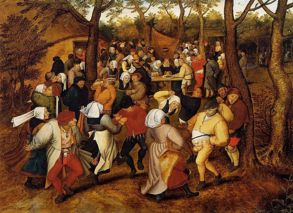 A biographer of peter bruegel the elder a painter