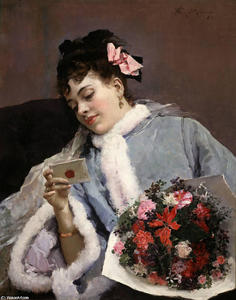 Raimundo De Madrazo Y Garreta - Birthday Wishes