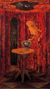 Remedios Varo - Born again 1