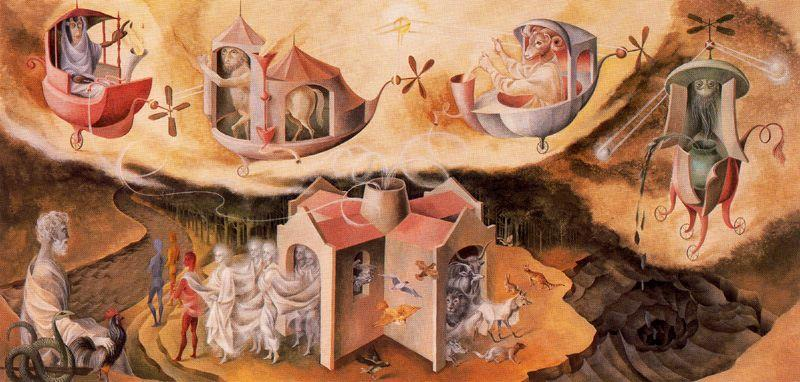 Remedios Varo |Spanish Painter