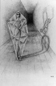 Remedios Varo - Crystal distortion