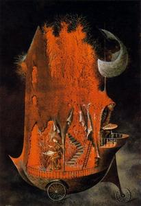 Remedios Varo - Migrants