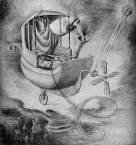 Remedios Varo - The sign of Cancer