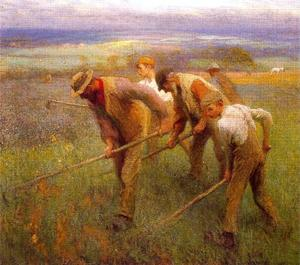 George Clausen - Sons of the Soil