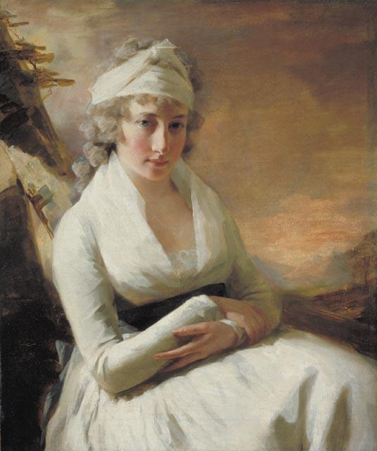 Jacobina Copland by Henry Raeburn (1756-1823, United Kingdom) | Art Reproduction | WahooArt.com