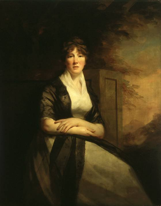 Lady Anne Torphicen by Henry Raeburn (1756-1823, United Kingdom) | Famous Paintings Reproductions | WahooArt.com
