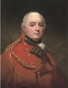 Henry Raeburn - Portrait of General Drummond
