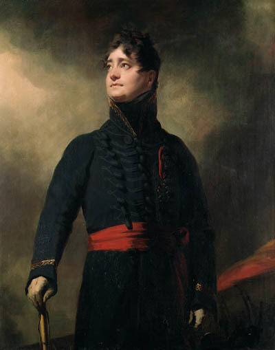 Portrait of James, 4th Earl of Fife by Henry Raeburn (1756-1823, United Kingdom) | Painting Copy | WahooArt.com