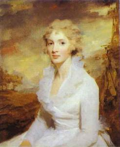 Order Famous Paintings Reproductions : Portrait of Miss Eleanor Urquhart by Henry Raeburn (1756-1823, United Kingdom) | WahooArt.com