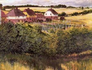 Stanley Spencer - Cookham Rise