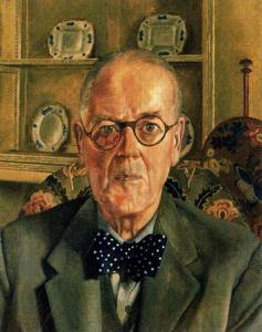 Stanley Spencer - Neville Richard Murphy Ma, Principal of Hertford College, Oxford