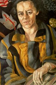 Stanley Spencer - The Psychiatrist