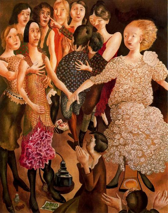 Untitled 7 by Stanley Spencer (1891-1959, United Kingdom)