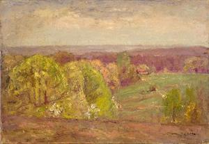 Theodore Clement Steele - Landscape 3