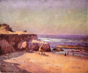Theodore Clement Steele - On the Oregon Coast