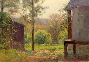 Theodore Clement Steele - The Water Tank