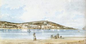 Thomas Girtin - Appledore, Devon