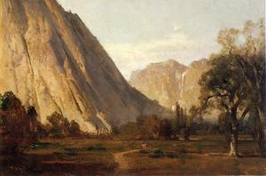 Thomas Hill - Piute Indians, Yosemite