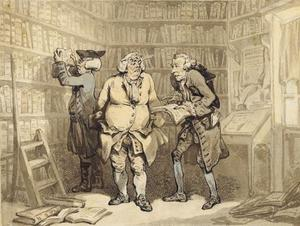 Thomas Rowlandson - Bookseller and Author