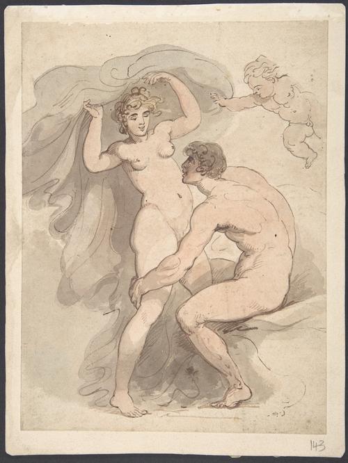 erotic rowlandson thomas