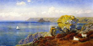 John Edward Brett - Carthillon Cliffs