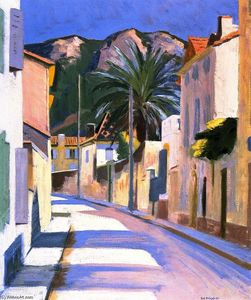 Francis Campbell Boileau Cadell - Cassis