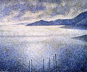Theo Van Rysselberghe - Channel Coast