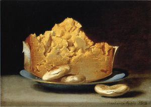 Raphaelle Peale - Cheese and Three Crakers