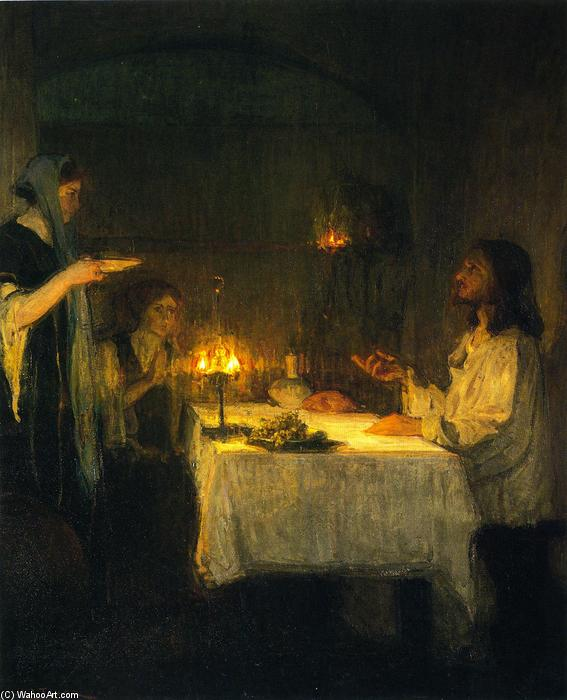 Henry ossawa tanner on pinterest mary and martha oil on for Home tanner