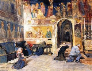 Elizabeth Nourse - The Church of St. Francis of Assisi