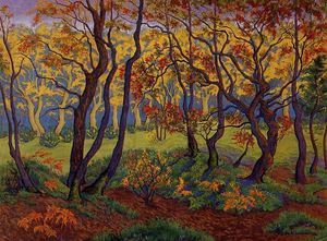 Paul Ranson - The Clearing (also known as Edge of the Wood)
