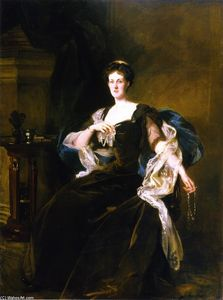 John Singer Sargent - The Countess of Lathom