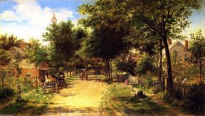 Edward Lamson Henry - The Country Store