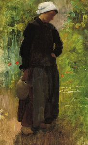 Cecilia Beaux - A Country Woman