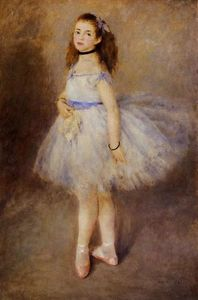Pierre-Auguste Renoir - Dancer