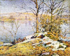 Charles Rosen - The Delaware in Winter