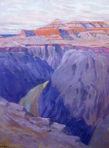 Order Museum Quality Reproductions : The Destroyer, 1911 by Arthur Wesley Dow (1857-1922, United Kingdom) | WahooArt.com
