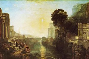 William Turner - Dido Building Carthage (also known as The Rise of the Carthaginian Empire)