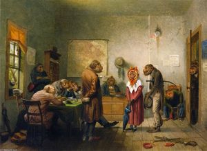 William Holbrook Beard - Divorce