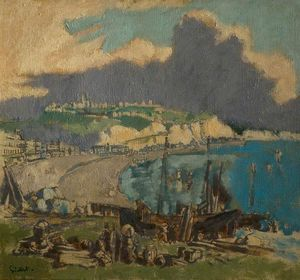 Walter Richard Sickert - Dover, Kent