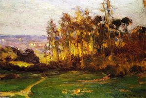 Henry Ossawa Tanner - Edge of the Forest