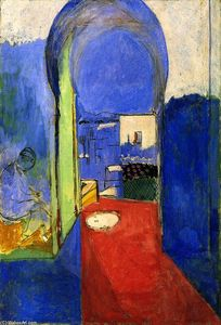 Henri Matisse - Entrance to the Casbah