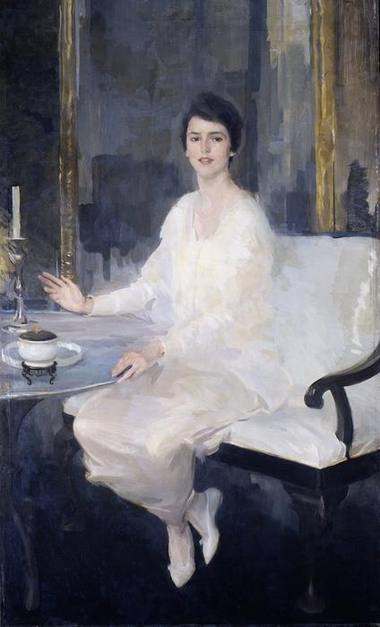 Ernesta, 1914 by Cecilia Beaux (1855-1942, United States) | WahooArt.com
