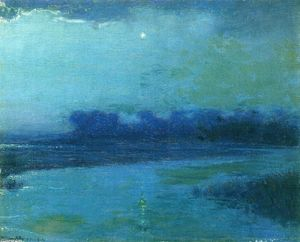 Lowell Birge Harrison - The Evening Star