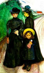 Edvard Munch - Family